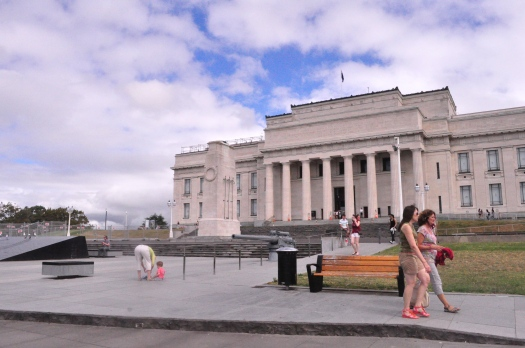 This is New Zealand's first museum.